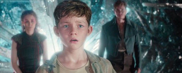 EVER-BLAND: Wright's fantasy is perhaps the most cynical version of Neverland yet.