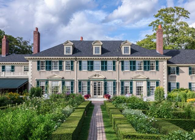 COURTESY OF HILDENE - Hildene, the Lincoln Family Home