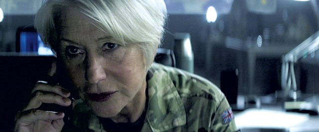TOUGH CALL Mirren gives a commanding performance as a military leader whose mission is compromised by unforeseen complications halfway around the world.