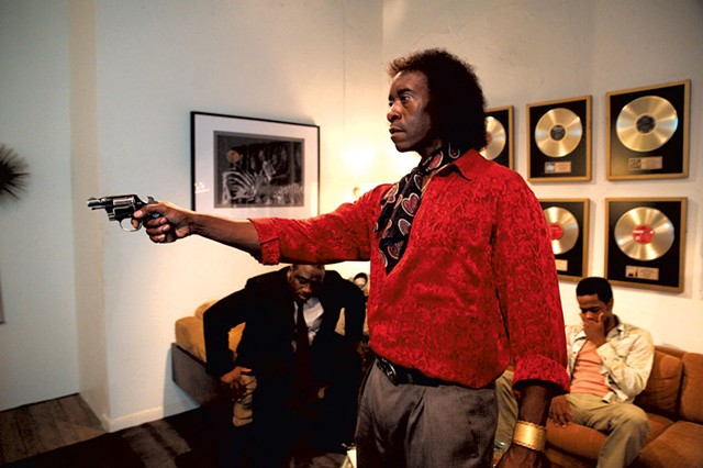 PORTRAIT OF THE ARTIST AS A STARSKY AND HUTCH CHARACTER In his directorial debut, Don Cheadle makes some questionable choices.