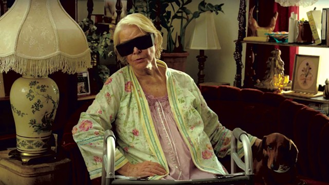 PET PROJECT Burstyn plays the last in a series of complicated characters who take in a traveling dachshund in the latest from Todd Solondz.