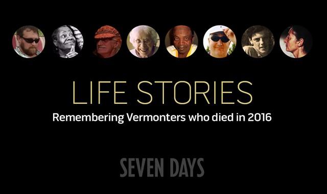 Life Stories 2016