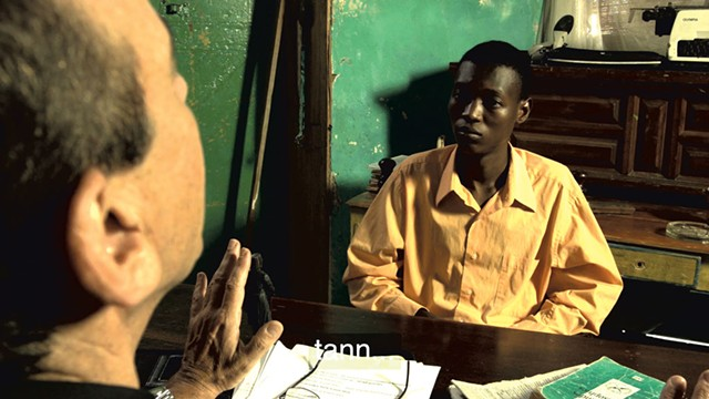 PORT-AU-PRINCE AND THE PAUPER Rasmussen's film cleverly updates a classic tale of an orphan's fight for survival on the street