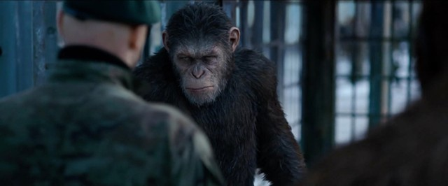 APE-OCALYPSE NOW Serkis continues to prove himself the Laurence Olivier of motion-capture actors in Reeves' uneven but stirring sequel.
