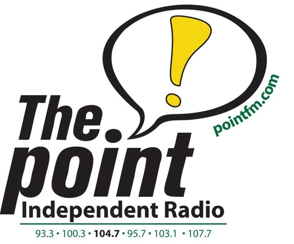 COURTESY OF THE POINT FM 104.7