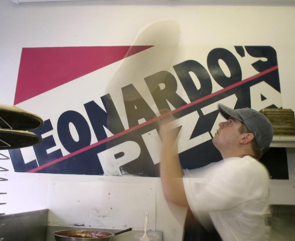 Leonardo's PIzza - MATTHEW THORSEN