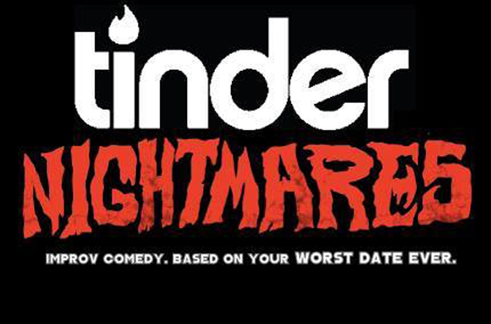 Tinder Nightmares - COURTESY OF VERMONT COMEDY CLUB