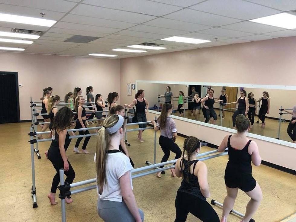 COURTESY OF STUDIO 3 DANCE