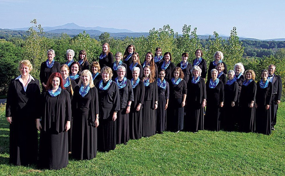 Bella Voce Women's Chorus of Vermont - COURTESY OF STEPHEN MEASE