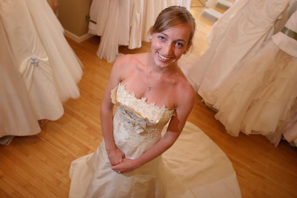 Fiori Bridal Boutique - JORDAN SILVERMAN