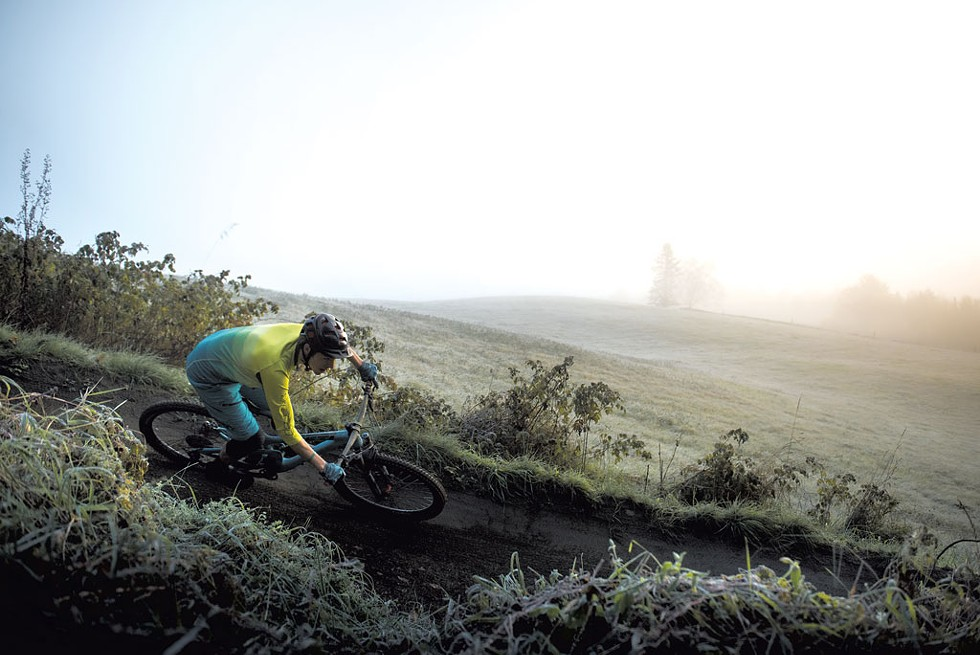 Kingdom Trails rider Adam Morse - COURTESY OF KINGDOM TRAILS