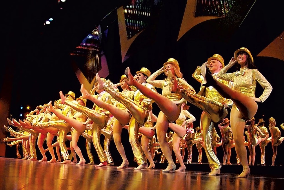 A Chorus Line, 2008 - COURTESY OF LYRIC THEATRE COMPANY
