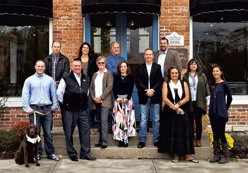 McBride Company staff - PHOTOS COURTESY OF THE MCBRIDE COMPANY