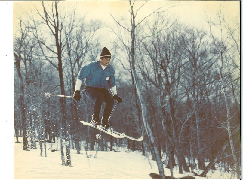 Charlie Brown - PHOTOS COURTESY OF CHARLIE BROWN AND SUGARBUSH RESORT