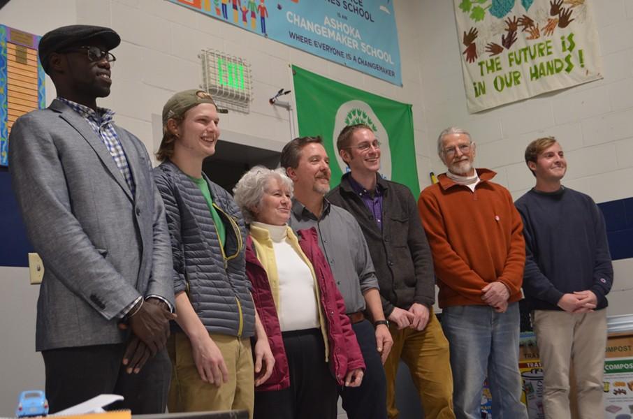 Progressive city council candidates - KATIE JICKLING