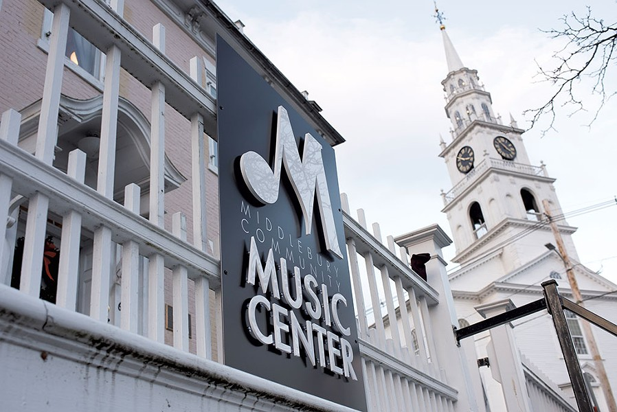 Middlebury Community Music Center - CALEB KENNA