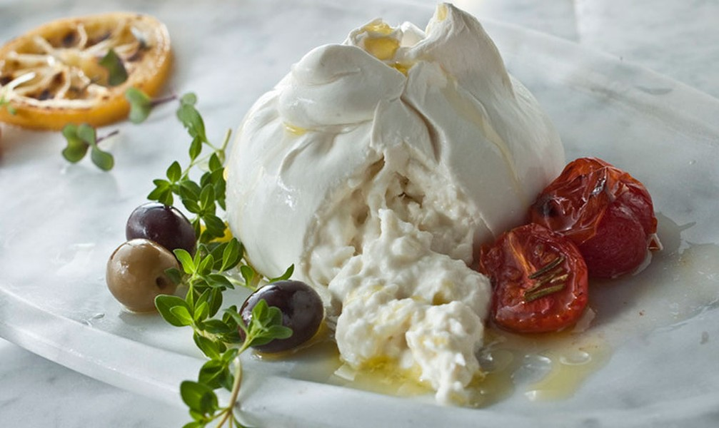 Maplebrook Farm burrata