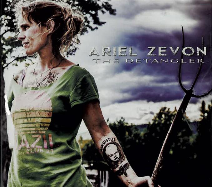 Ariel Zevon, The Detangler