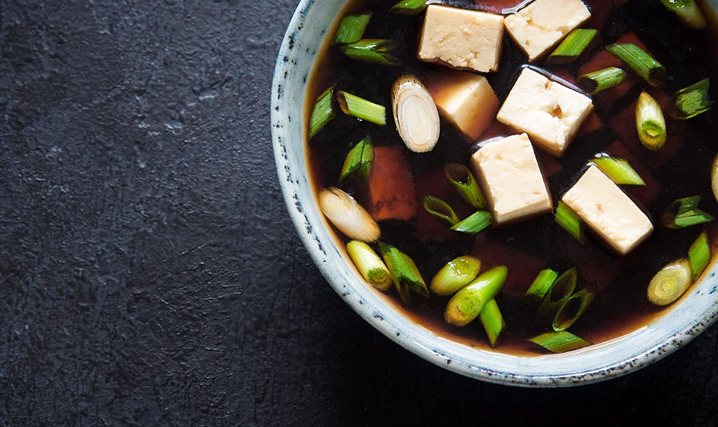 Miso soup - © OKSANABRATANOVA | DREAMSTIME.COM