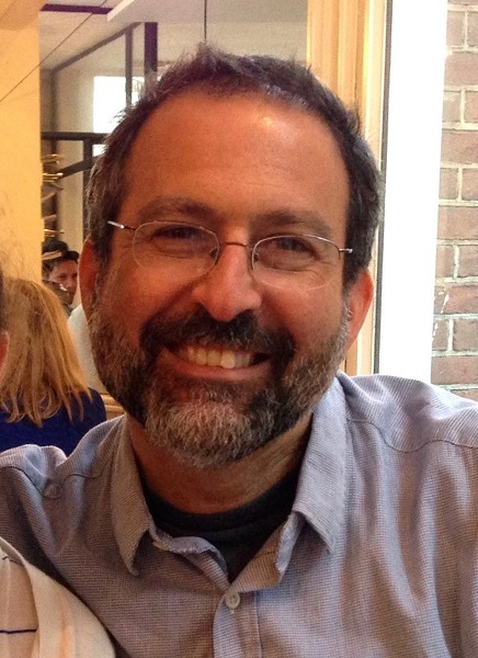David Weinstein - COURTESY OF DAVID WEINSTEIN