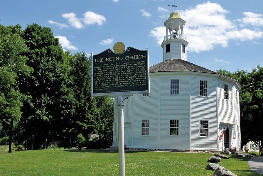 Old Round Church