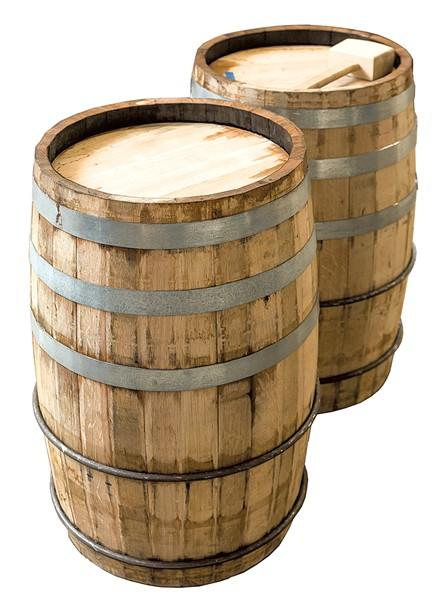 Barrels - OLIVER PARINI