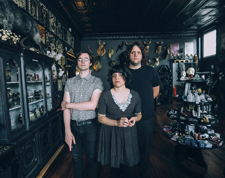 Screaming Females - COURTESY OF SCREAMING FEMALES