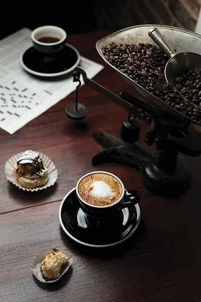 Catalyst Coffee Bar - BRENT HARREWYN