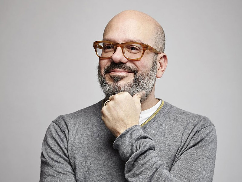 Comedian David Cross performs at the Flynn MainStage in Burlington on Wednesday, June 20 - PHOTO COURTESY OF DANIEL BERGERON