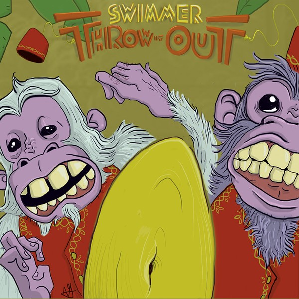 Swimmer, Throw It Out