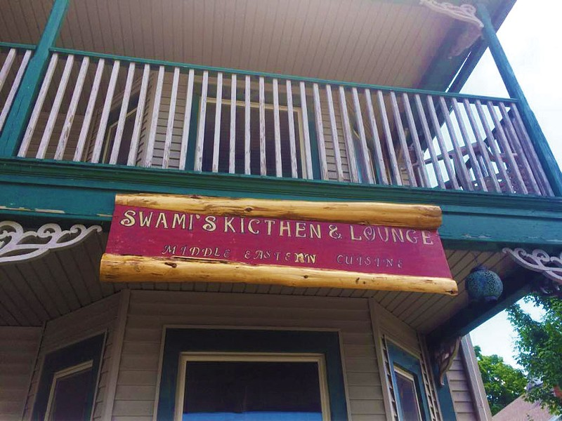 Swami's Kitchen & Lounge - COURTESY OF SWAMI'S KITCHEN & LOUNGE