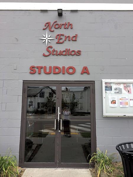 North End Studios - PAMELA POLSTON