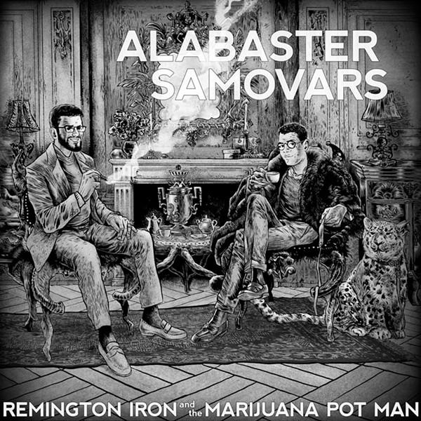 Alabaster Samovars, Alabaster Samovars