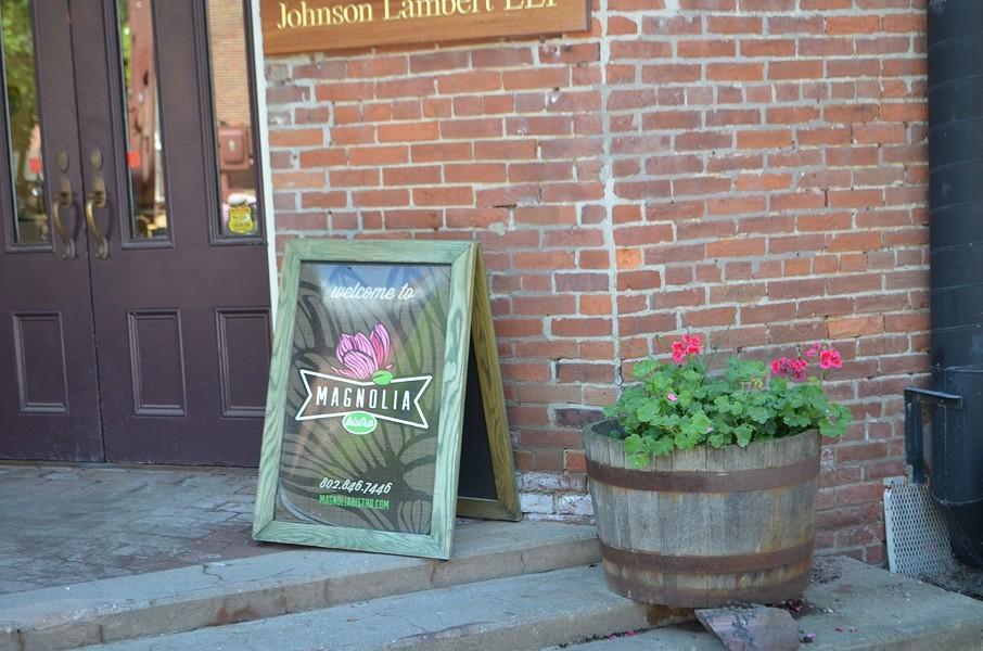 Magnolia Bistro is closing - FILE: KATIE JICKLING