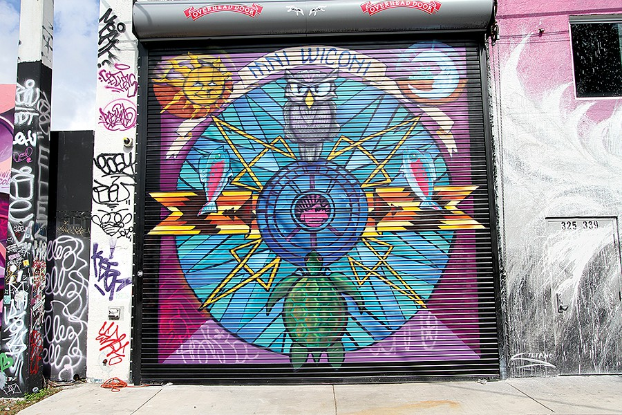 Mural by Anthill Collective/Scottie Raymond