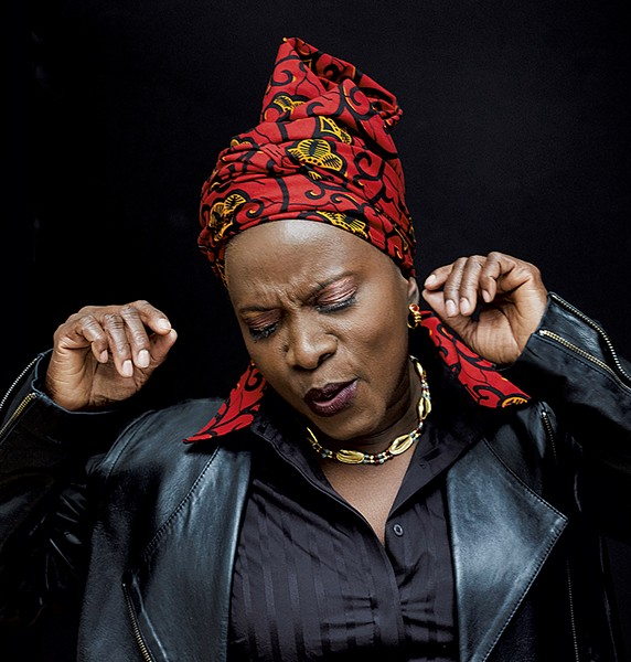 Angélique Kidjo - COURTESY OF DANNY CLINCH