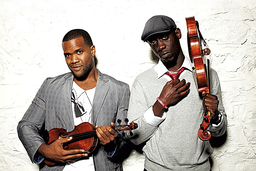 Black Violin - COURTESY OF COLIN BRENNAN