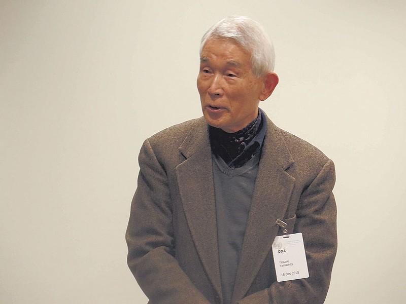 Yasuaki Yamashita - COURTESY OF ROBERT CROONQUIST