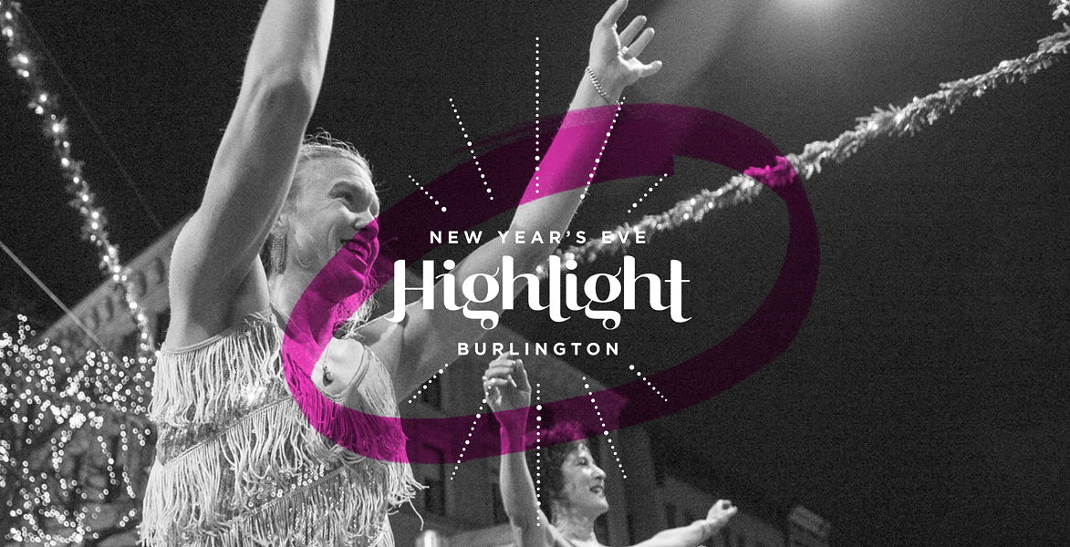 Highlight publicity image - STEPHEN MEASE/BURLINGTON CITY ARTS