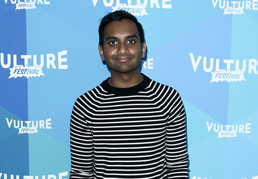 Aziz Ansari - COURTESY PHOTO