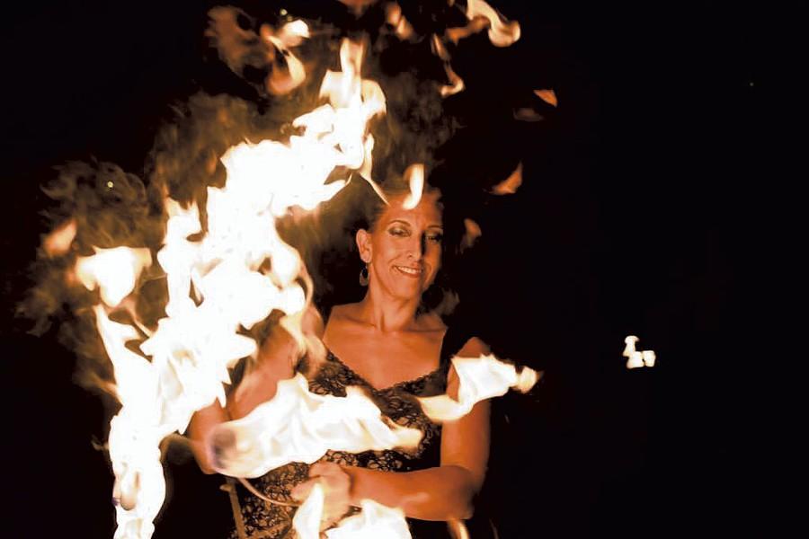 Cirque de Fuego - COURTESY CIRQUE DE FUEGO