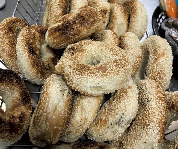 Myer's Bagels - SALLY POLLAK