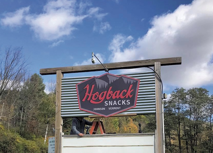 Hogback Snacks - COURTESY OF HOGBACK SNACKS