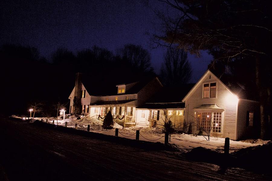 Inn at Baldwin Creek - COURTESY OF THE INN AT BALDWIN CREEK