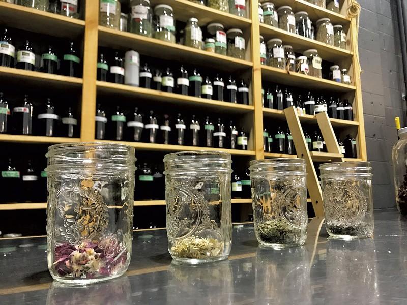 SAD herb combinations - CHELSEA EDGAR