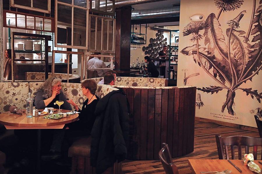 Duo Restaurant in Brattleboro - SARAH PRIESTAP