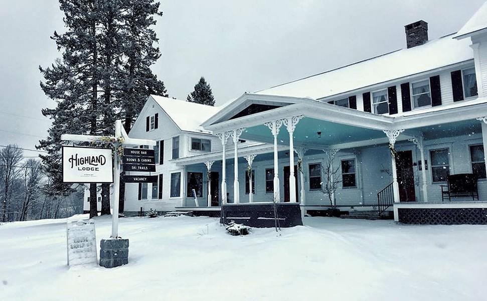 Highland Lodge - COURTESY OF HIGHLAND LODGE