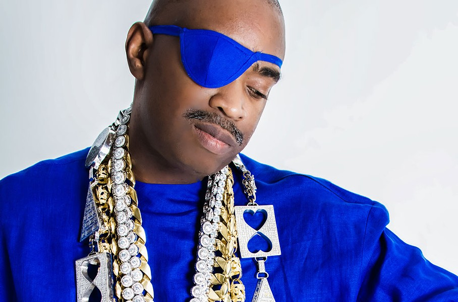 Slick Rick - COURTESY PHOTO