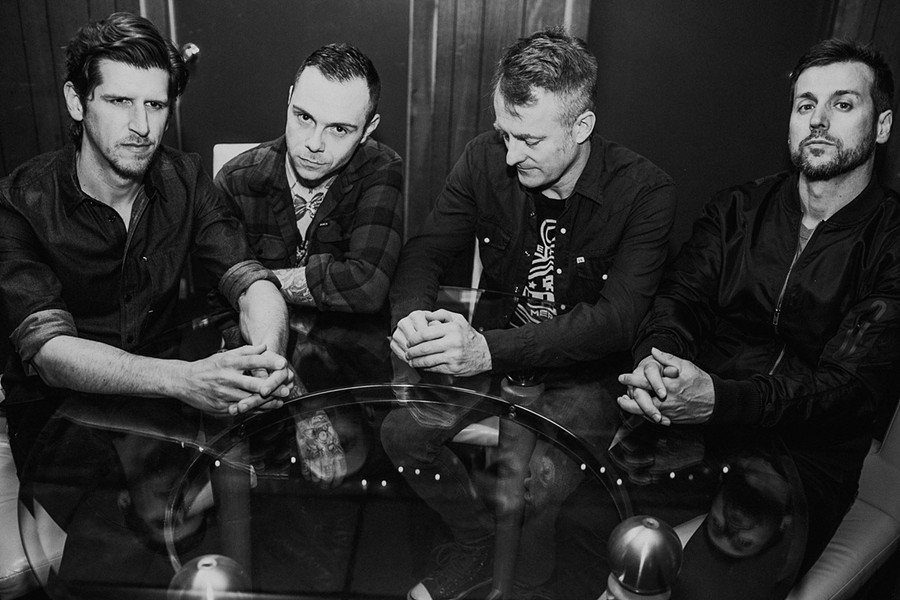 Our Lady Peace - COURTESY OF COALITION MUSIC
