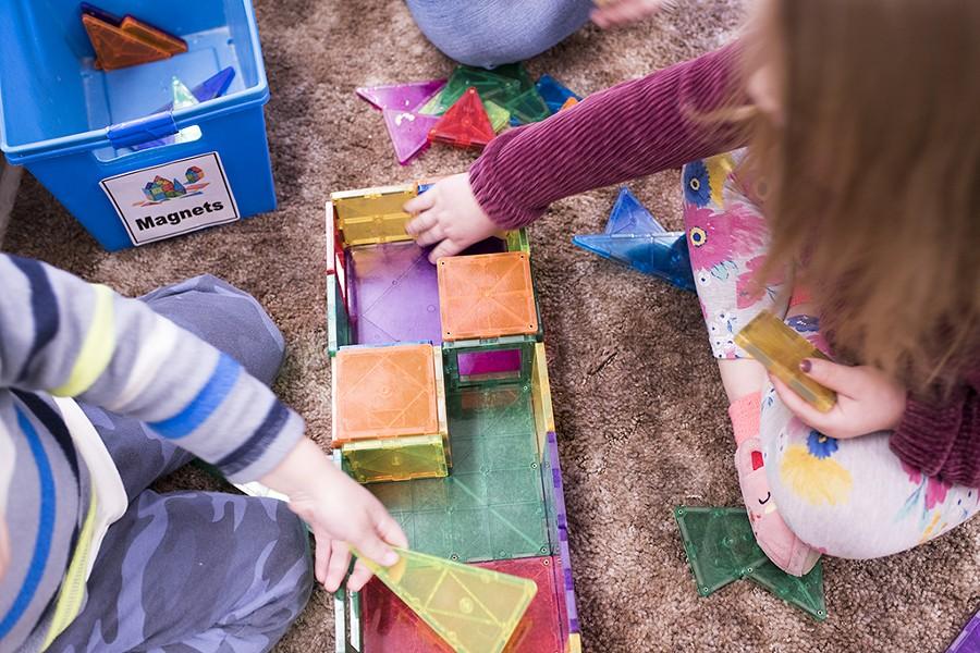 Rekaroo's Childcare in Rutland, Vt. - CALEB KENNA
